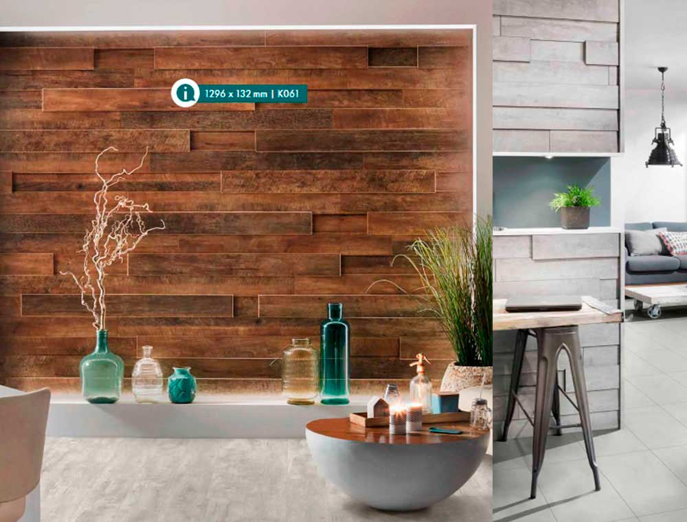 Стеновые Панели с эффектом 3D