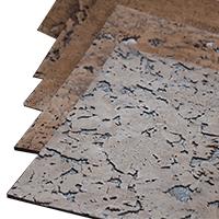 Настенные пробковые покрытия