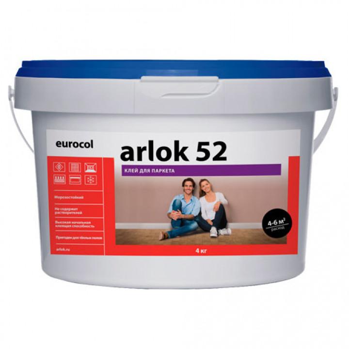 Arlok 52 Водно-дисперсионный клей для паркета