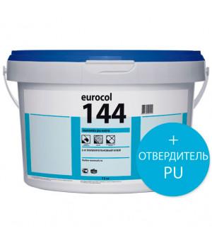 Forbo Eurocol 144 Euromix PU 2-компонентный клей