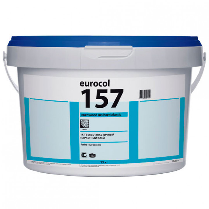 Forbo Eurocol 157 Eurowood MS Силан-модифицированный клей для паркета