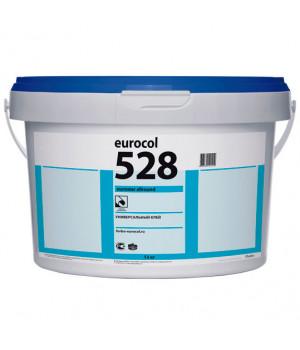Forbo Eurocol 528 Eurostar Allround Дисперсионный клей с высокой начальной клеящей способностью