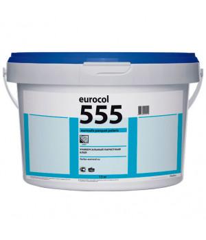 Forbo Eurocol 555 Eurosafe Parquet Polaris Универсальный клей для паркета