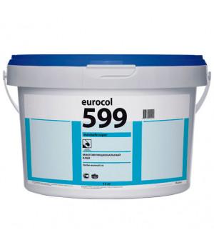 Forbo Eurocol 599 Eurosafe Super Многофункциональный клей