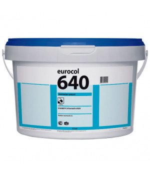 Forbo Eurocol 640 Eurostar Unicol Дисперсионный клей