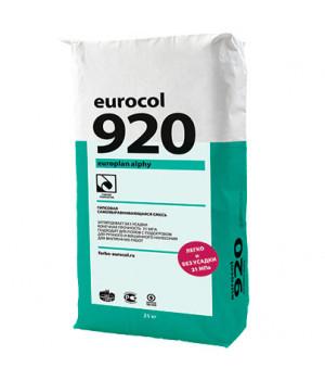 Forbo Eurocol 920 Europlan Alphy Гипсовая самовыравнивающая смесь