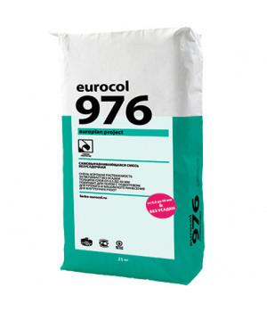 Forbo Eurocol 976 Europlan Project Самовыравнивающаяся смесь безусадочная
