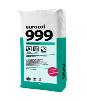 Forbo Eurocol 999 Europlan Basic Самовыравнивающаяся смесь универсальная