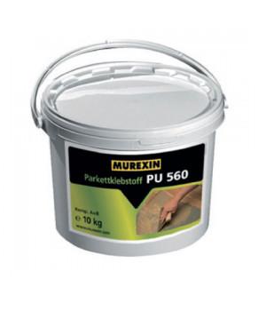 Murexin PU 560 2-компонентный полиуретановый клей для паркета