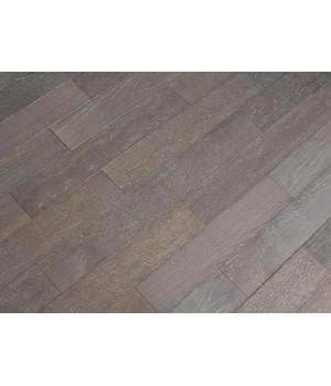 Magestik Floor массивная доска Дуб Грей Гас (браш)