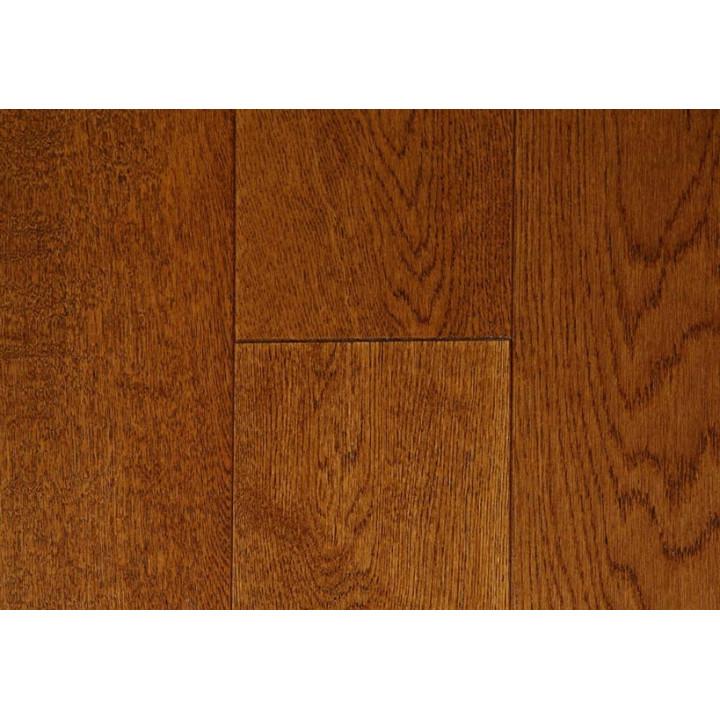 Magestik Floor массивная доска Дуб Коньяк (браш)