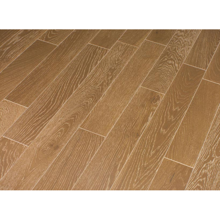 Magestik Floor массивная доска Дуб Сэнд (браш)