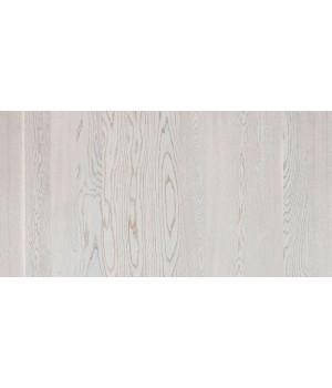 Focus Floor паркетная доска Дуб Этесиан белый матовый однополосная