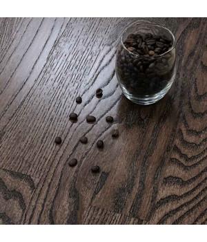 Timber паркетная доска Ясень Темно-Коричневый (ASH BROWN BR CL)