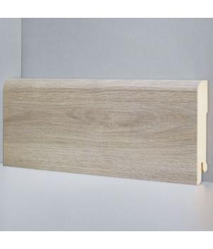 Deartio плинтус Дуб янтарный белёный B202-13