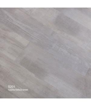 Betta Studio каменно полимерный SPC ламинат S201 Дуб Затертый Светлый